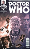 Doctor Who 3rd Doctor #5 Cover B Variant Photo Cover