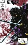 Ninjak Vol 3 #22 Cover A Regular Stephen Segovia Cover