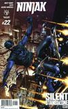 Ninjak Vol 3 #22 Cover B Variant Diego Bernard Cover