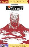 Divinity III Komandar Bloodshot One Shot Cover B Variant Ryan Bodenheim Cover