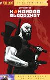 Divinity III Komandar Bloodshot One Shot Cover C Variant Greg Smallwood Cover