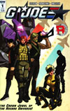GI Joe Vol 8 #1 Cover B Variant Andrew Griffith Subscription Cover