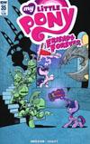 My Little Pony Friends Forever #35 Cover B Variant Jay Fosgitt Subscription Cover