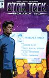 Star Trek Boldly Go #3 Cover B Variant Tony Shasteen Subscription Cover