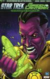 Star Trek Green Lantern Vol 2 Stranger Worlds #1 Cover B Variant Rachel Stott Subscription Cover