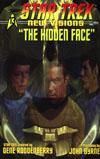 Star Trek New Visions Special Hidden Face