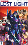 Transformers Lost Light #1 Cover A Regular Jack Lawrence Cover