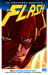 Flash (Rebirth) Vol 1 Lightning Strikes Twice TP