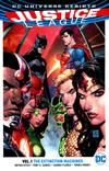 Justice League (Rebirth) Vol 1 The Extinction Machines TP