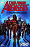 New Avengers By Brian Michael Bendis Complete Collection Vol 1 TP