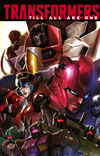 Transformers Till All Are One Vol 1 TP