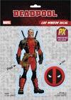 Marvel Heroes Previews Exclusive Vinyl Decal - Deadpool Unmasked