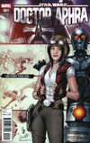 Star Wars Doctor Aphra #1 Cover C Variant Salvador Larroca Classified Story Thus Far Cover