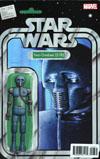 Star Wars Vol 4 #26 Cover B Variant John Tyler Christopher Action Figure Cover