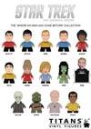Star Trek The Original Series Titans Mini Figure Series 1 Blind Mystery Box