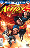 Action Comics Vol 2 #971 Cover B Variant Gary Frank Cover