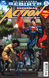 Action Comics Vol 2 #972 Cover B Variant Gary Frank Cover