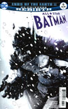 All-Star Batman #6 Cover A Regular Jock Cover