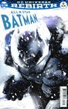 All-Star Batman #6 Cover B Variant Jock Cover
