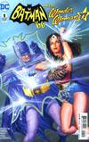 Batman 66 Meets Wonder Woman 77 #1 Cover B Variant Alex Ross Cover