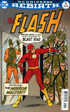 Flash Vol 5 #15 Cover B Variant Dave Johnson Cover