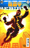 Justice League Of America The Ray Rebirth #1 Cover B Variant Cover