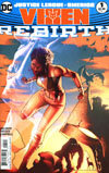 Justice League Of America Vixen Rebirth #1 Cover B Variant Cover