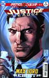 Justice League Vol 3 #12 Cover A Regular Tony S Daniel & Sandu Florea Cover (Justice League vs Suicide Squad Tie-In)