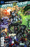 Justice League vs Suicide Squad #4 Cover A Regular Fernando Pasarin Cover