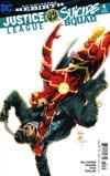 Justice League vs Suicide Squad #4 Cover C Variant Suicide Squad Cover