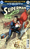 Superman Vol 5 #15 Cover A Regular Patrick Gleason & Mick Gray Cover