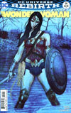Wonder Woman Vol 5 #14 Cover B Variant Jenny Frison Cover