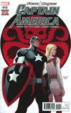 Captain America Steve Rogers #10
