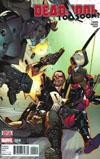Deadpool Too Soon #4 Cover A Regular Pepe Larraz Cover