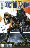 Star Wars Doctor Aphra #3 Cover A Regular Kamome Shirahama Cover