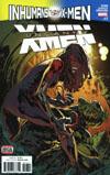 Uncanny X-Men Vol 4 #17 Cover A Regular Ken Lashley Cover (Inhumans vs X-Men Tie-In)