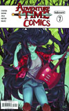 Adventure Time Comics #7 Cover B Variant Meg Daunting Subscription Cover