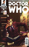 Doctor Who 10th Doctor Year Three #2 Cover A Regular Claudia Ianniciello Cover