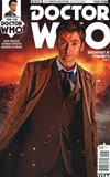 Doctor Who 10th Doctor Year Three #2 Cover B Variant Photo Cover