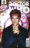 Doctor Who 12th Doctor Year Three #1 Cover A Regular Josh Burns Cover