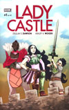 Ladycastle #1 Cover A Regular Ashley A Woods & Elsa Charretier Cover