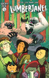 Lumberjanes #34 Cover A Regular Kat Leyh Cover