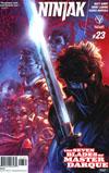 Ninjak Vol 3 #23 Cover C Variant Felipe Massafera Cover