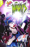 Jem And The Misfits #2 Cover B Variant Jenn St Onge Subscription Cover