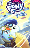 My Little Pony Friends Forever #36 Cover A Regular Tony Fleecs Cover