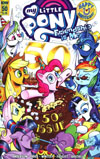 My Little Pony Friendship Is Magic #50 Cover A Regular Andy Price Cover