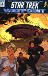 Star Trek Waypoint #3 Cover A Regular Daniel Warren Johnson Cover