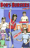Bobs Burgers Vol 2 #15 Cover D NYCC Exclusive Jack Herzog Variant Cover