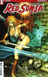 Red Sonja Vol 7 #1 Cover C Variant Brandon Peterson Cover