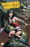 Wonder Woman (New 52) Vol 9 Resurrection TP
